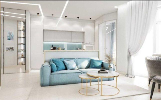 Новая дизайнерская квартира на самом берегу моря, 60 м., до 4-х чел.
