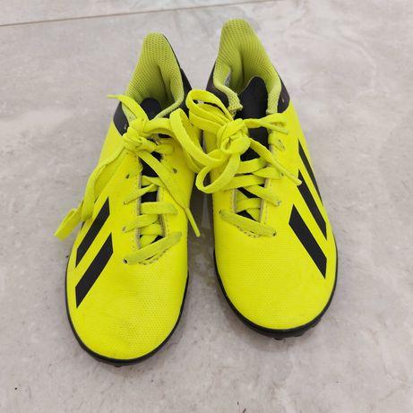 Buty Piłkarskie Turfy Adidas X Tango 18.4 TF JR DB2435  R. 29