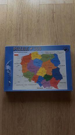 Puzzle - POLSKA - 300