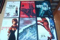 14 filmes originais em ediçoes snapper alguns muito raros