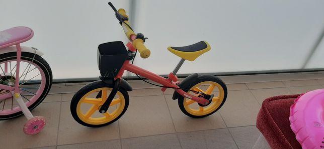 Rowerek biegowy dla dziecka 3+