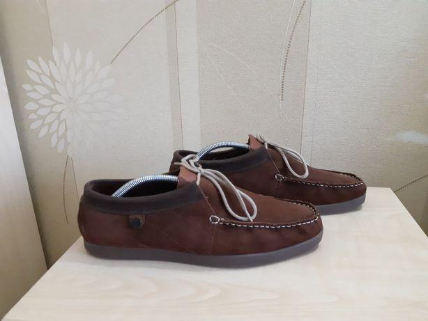 Мужские мокасины туфли Barbour оригинал размер 43-44