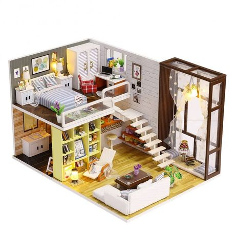 Кукольный домик ББ K-028F