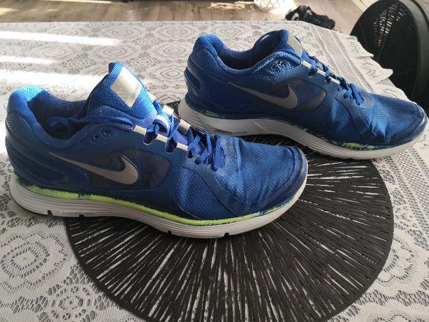 Buty sportowe Nike Lunareclipse+ II 47,5 Lunarlon stan bdb- unikat