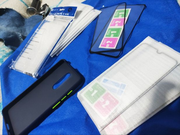 Película Capa Xiaomi Umidigi Vário Material Mi9 T Note Pro