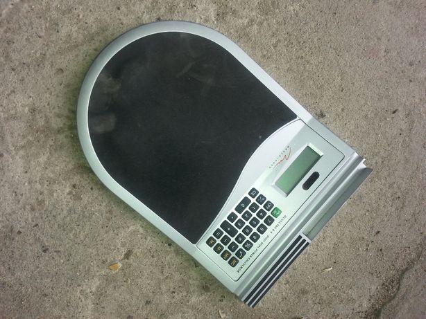 duży kalkulator biurkowy z podkietnikiem miękim
