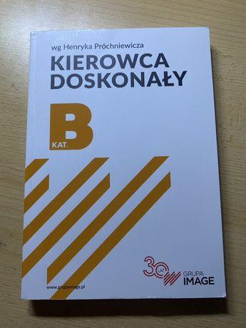 """Ksiazka """"Kierowca doskonaly"""" wg Henryka Próchniewicza"""