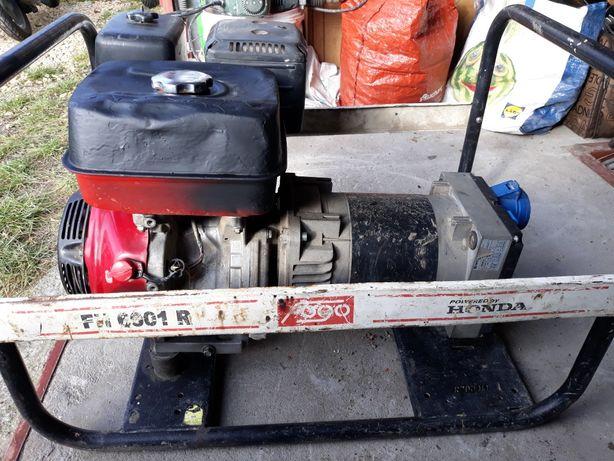 Agregat prądotwórczy Honda FH6001R
