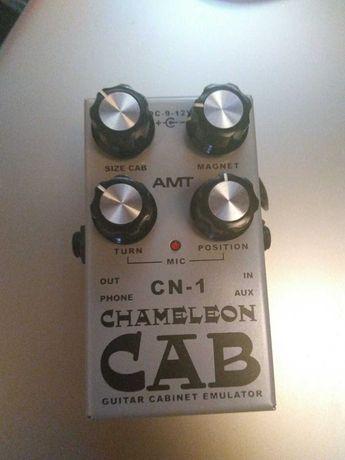 symulator kolumn amt chameleon cab preamp mooer radar nux studio