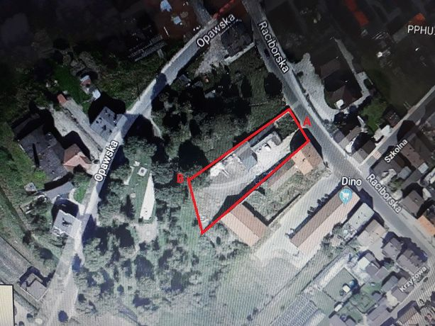 Wynajmę plac wraz z budynkami Baborów woj.Opolskie