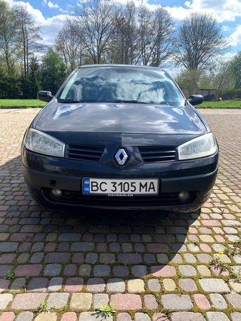 Renault Megan 2 2003