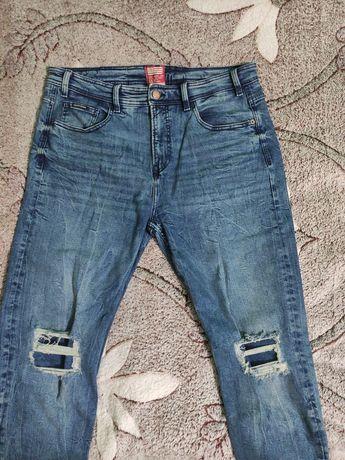 Брендові чоловічі джинси CROPP