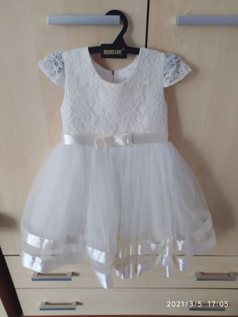 Пышное платье для принцессы!недорого,состояние нормальное.
