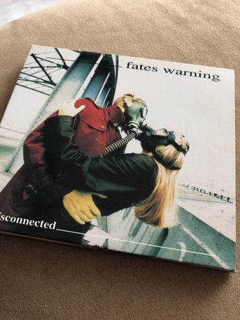 Fates Warning CD - Disconnected