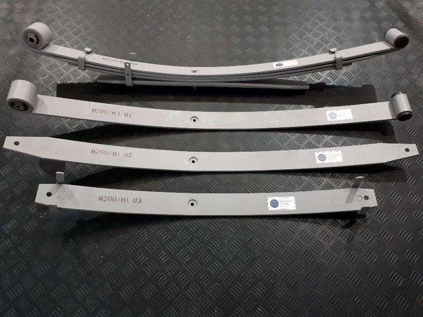 Коренной лист рессоры Hyundai H1 Хюндай H100, H200 Мицубиси Л300, Л400