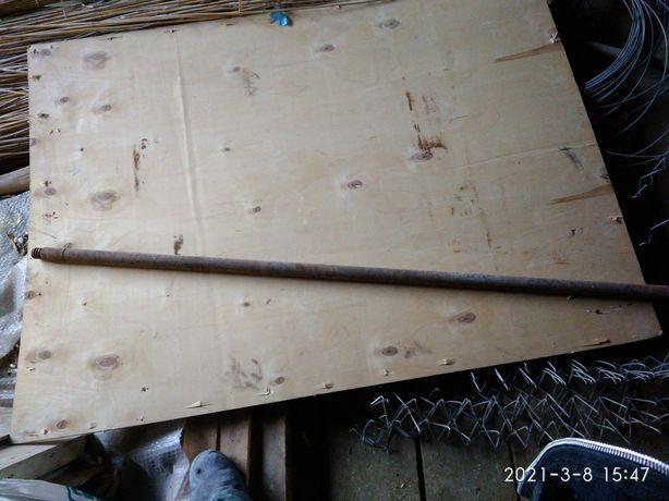 Труба для буріння (калена) 40мм