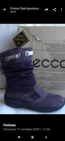 Сапожки ECCO 31 размера