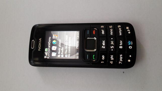 Nokia 3110c, w pełni sprawna technicznie, ang menu