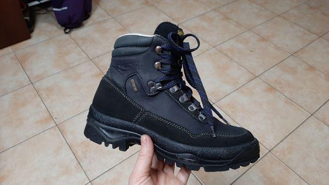 37р,24см,Трекинговые кожаные ботинки,сапоги,кроссовки Meindl (Мейндл)