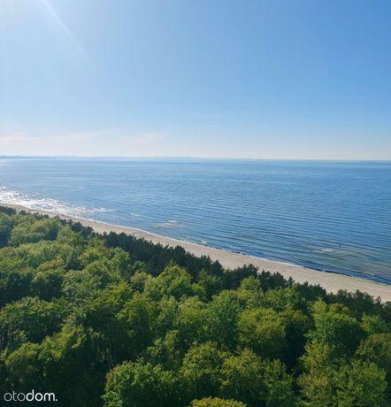 Apartament z cudownym widokiem na morze i plażę