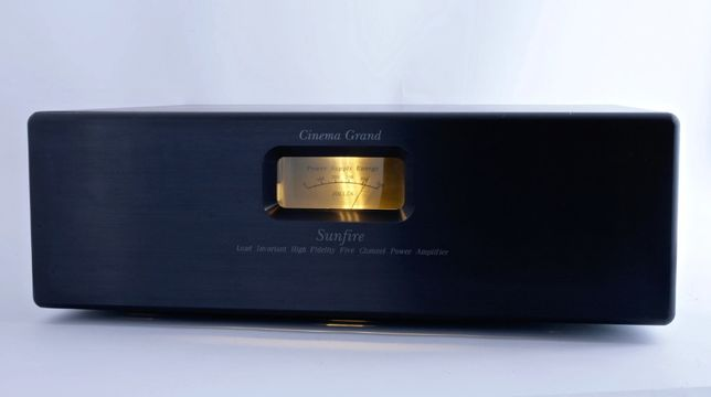 Końcówka mocy SUNFIRE Cinema Grand USA 5*200