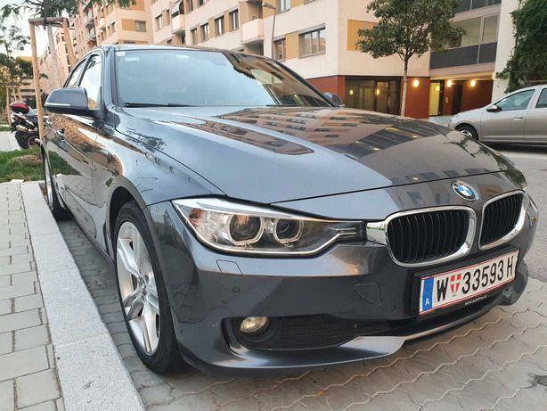 BMW SERIA 3 F30 1,8d 143 KM