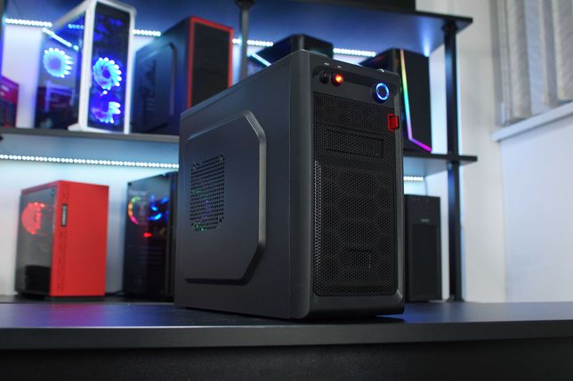 i3 Rx470 8gb S1151 игровой компьютер пк (i7 gtx 1060 i5 amd) ТехноБро