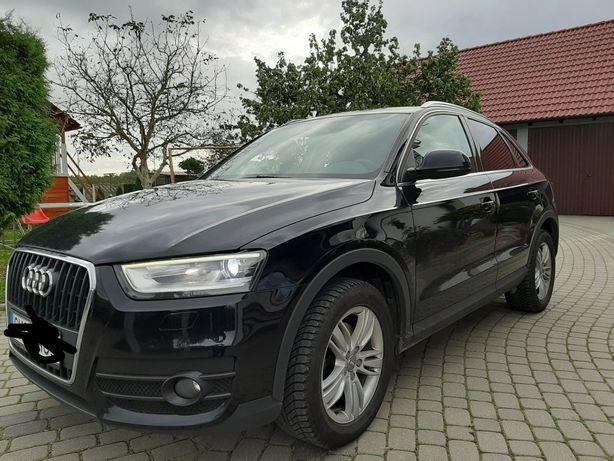 Audi Q3 bezwypadkowe(osoba prywatna)