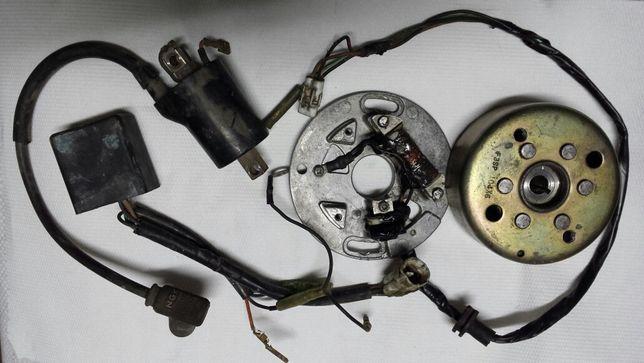 Yamaha yz250 2t 80-97r zaplon cewki magneto stator modół iskrownik