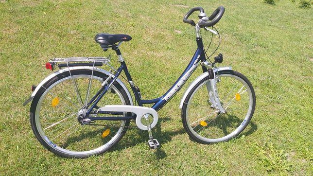 Rower aluminiowy Kreidler koła 28cali 7bieg.w tyl.piascie jak nowy