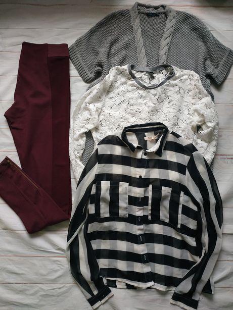 Одежда, лосины, рубашка, кардиган, шорты джинсовые, юбка