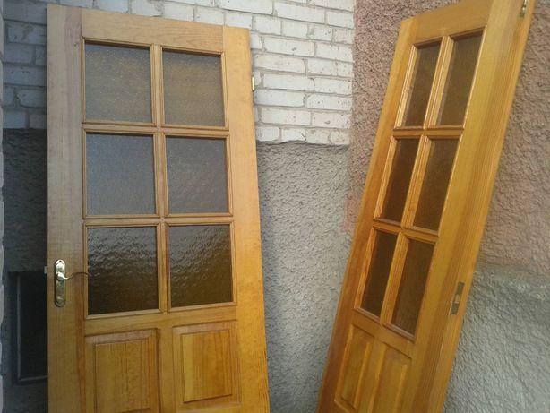 """Двері дерев""""яні без коробки"""