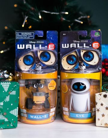 Игрушки Валли и ЕВА коплект с двух игрушек
