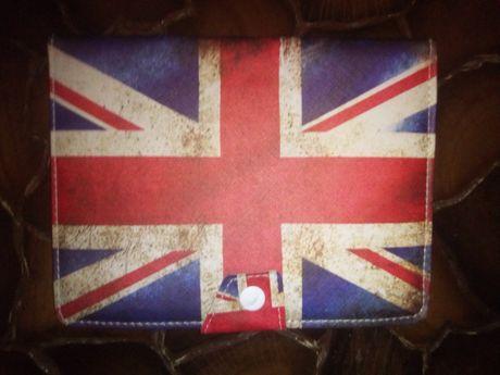 """Чехол для планшета 8 дюймов с принтом """"Британський флаг"""""""