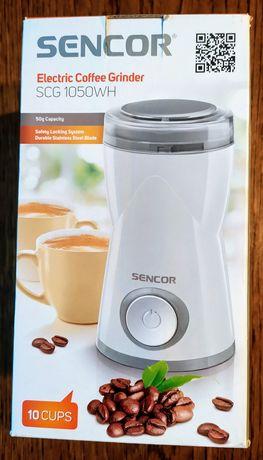 Młynek do kawy / ziół / orzechów i przypraw Sencor SCG 1050WH