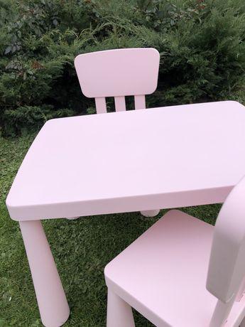Стіл+крісла IKEA