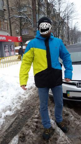 NEW!!! сноубордическая куртка DC Shoes AMO