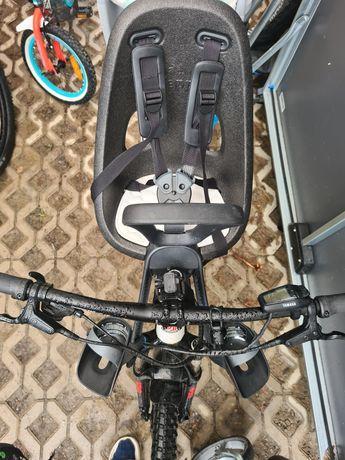 Thule Yepp mini- fotelik rowerowy bialy