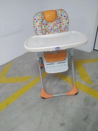 Cadeira de bebê chico