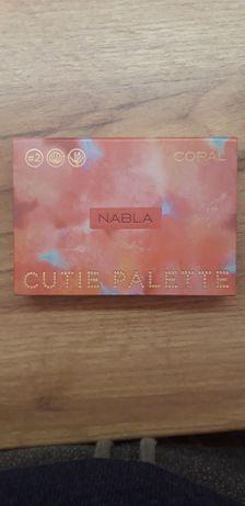 Paleta cieni Nabla Cutie Palette Coral Praktycznie Nowa