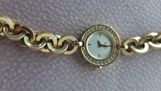 Zegarek Dolce Gabbana ORYGINAL , zlocony.