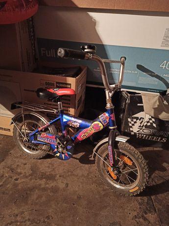 Продам детский велосипед 1700р
