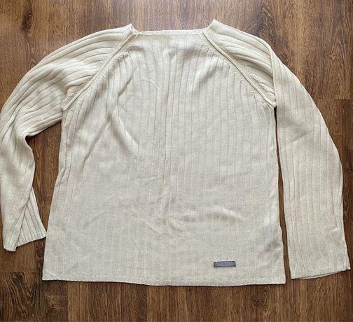 Ciepły damski sweterek, rozmiar M/L