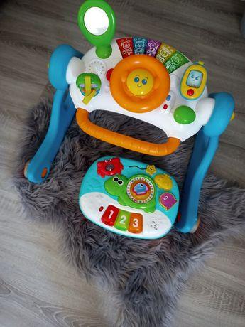 Jeździk pchacz + mini stolik
