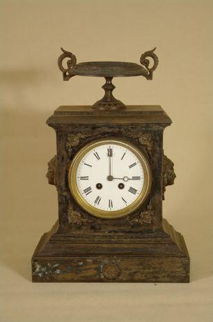 Jappy freres Francja XIXw zegar stojący kominkowy - rzadkość !