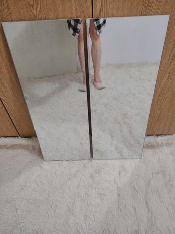 Дзеркало Зеркало 2 штуки 27*73 см