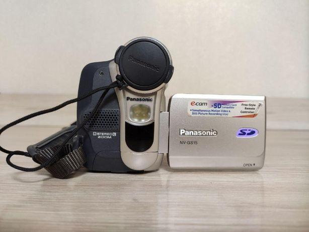 Відеокамера Panasonic NV-GS15 (Digital Video Camera)