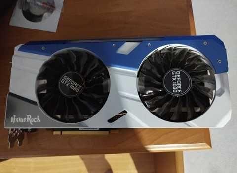 Karta graficzna Palit GeForce GTX 1080 GameRock Premium 8GB