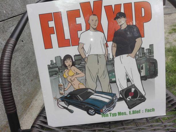 Flexxip 'Flexxip' Ten Typ Mes Emil Blef Folia 1z500 (2xWinyl)