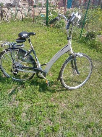 Rower wspomagane silnikiem elektrycznem